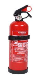 1 Stück Feuerlöscher Pulver ABC 1kg mit Halterung Autofeuerlöscher fabrikfrisch! - platz 2