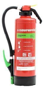 Neuruppin Feuerlöscher 6L Schaum Auflade - Löscher S6 SKP eco premium platz 5